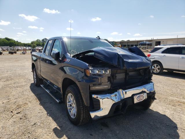Chevrolet Silverado salvage cars for sale: 2019 Chevrolet Silverado