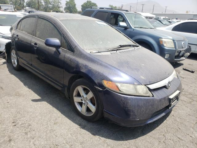 Salvage cars for sale from Copart Colton, CA: 2006 Honda Civic LX