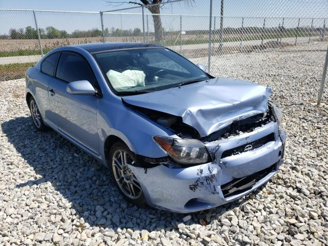 Salvage cars for sale from Copart Cicero, IN: 2009 Scion TC