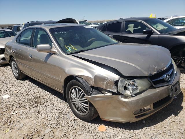 Acura salvage cars for sale: 2003 Acura TL