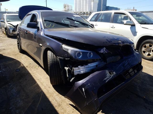 Vehiculos salvage en venta de Copart Chicago Heights, IL: 2004 BMW 525 I