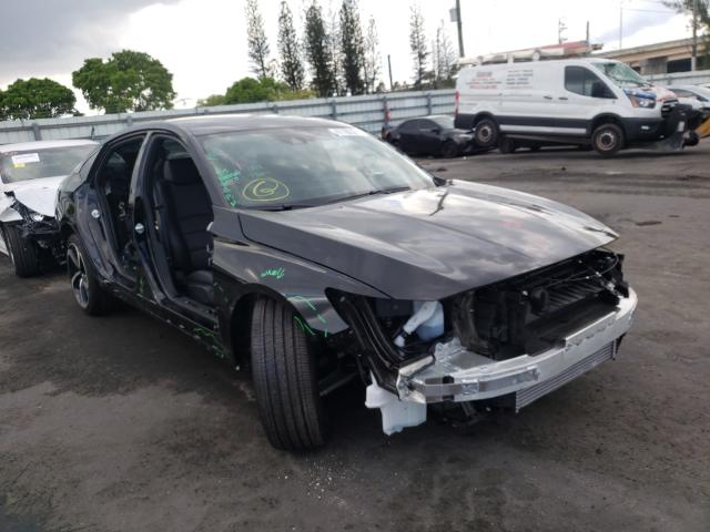 Salvage cars for sale from Copart Miami, FL: 2021 Honda Accord Sport
