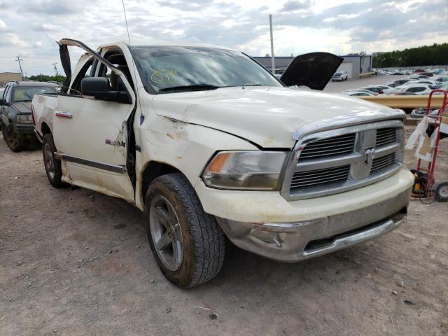 Dodge salvage cars for sale: 2010 Dodge RAM 1500