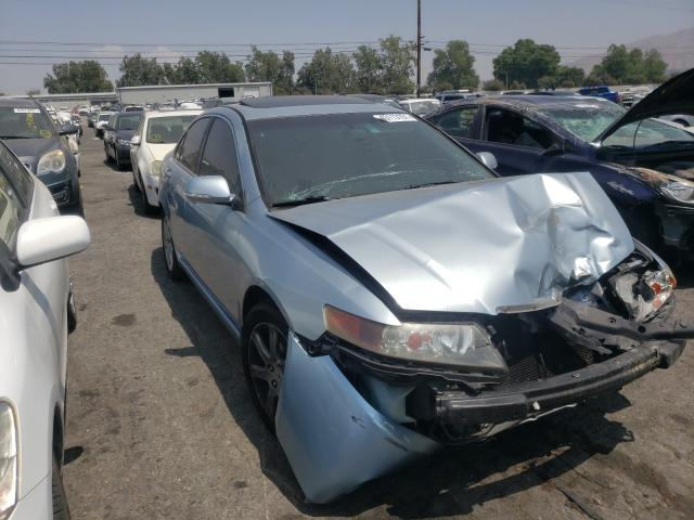 Salvage cars for sale from Copart Colton, CA: 2004 Acura TSX