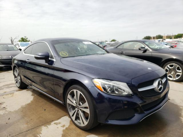 2017 Mercedes-Benz C300 en venta en Grand Prairie, TX