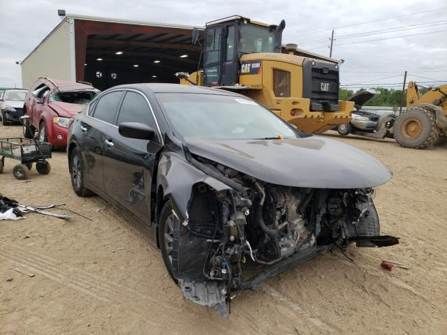 Salvage cars for sale from Copart Houston, TX: 2015 Nissan Altima 2.5