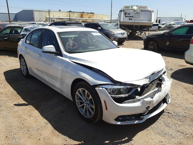 BMW salvage cars for sale: 2018 BMW 320 I