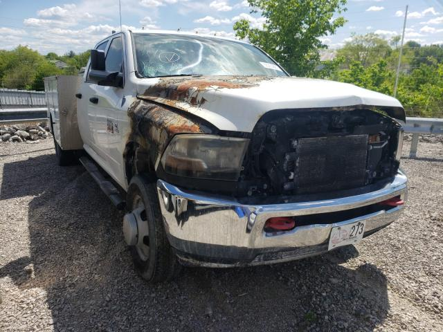 Salvage cars for sale from Copart Lawrenceburg, KY: 2011 Dodge RAM 3500 S
