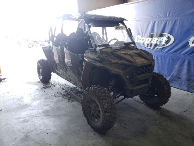 Salvage cars for sale from Copart Albuquerque, NM: 2021 Polaris RZR XP 4 1