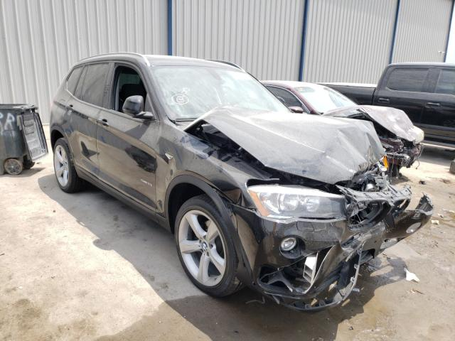 BMW salvage cars for sale: 2017 BMW X3 SDRIVE2