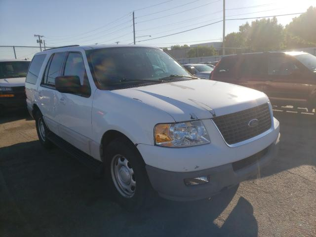 Salvage cars for sale from Copart Moraine, OH: 2003 Ford Expedition