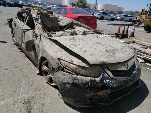 Acura Vehiculos salvage en venta: 2010 Acura TSX
