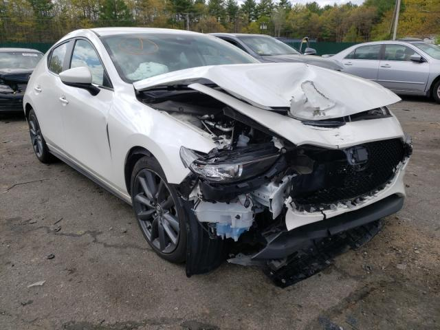 Mazda Vehiculos salvage en venta: 2019 Mazda 3 Preferre