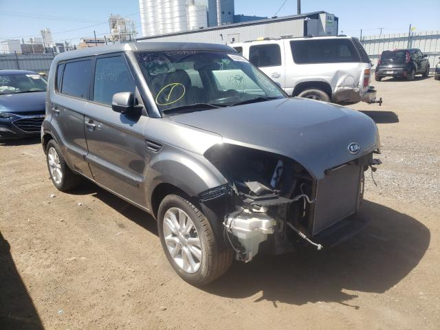 Salvage cars for sale from Copart Chicago Heights, IL: 2012 KIA Soul +