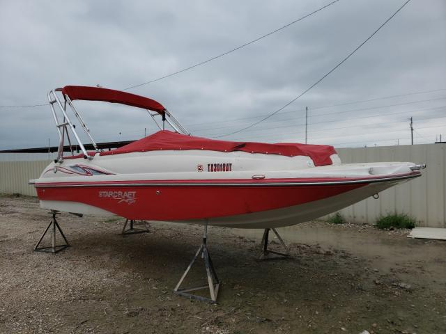 Salvage cars for sale from Copart Temple, TX: 2007 Other Marine Lot