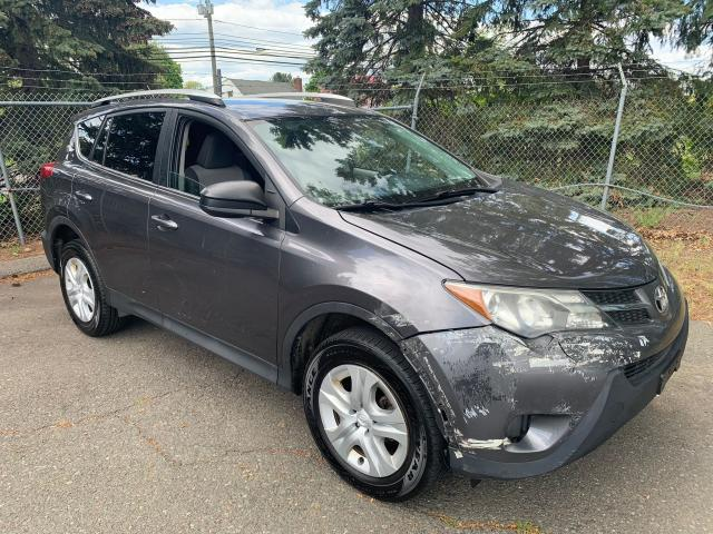 Salvage cars for sale from Copart New Britain, CT: 2013 Toyota Rav4 LE