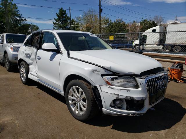 Salvage cars for sale from Copart Denver, CO: 2017 Audi Q5 Premium