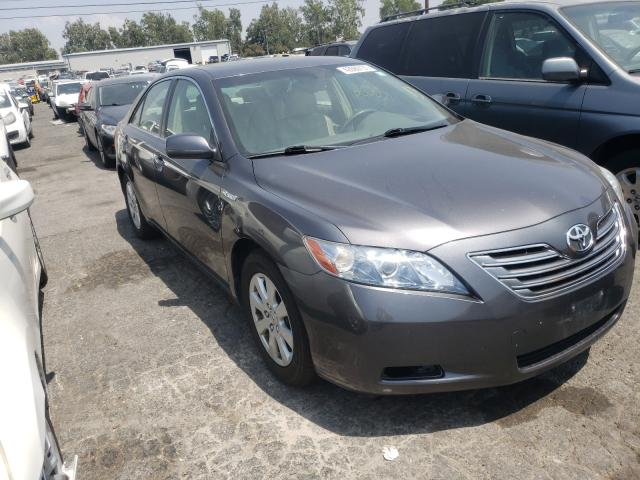 Salvage cars for sale from Copart Colton, CA: 2007 Toyota Camry Hybrid