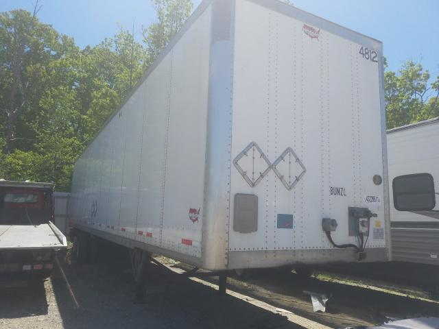 Salvage cars for sale from Copart Glassboro, NJ: 2019 Wabash 53 Trailer
