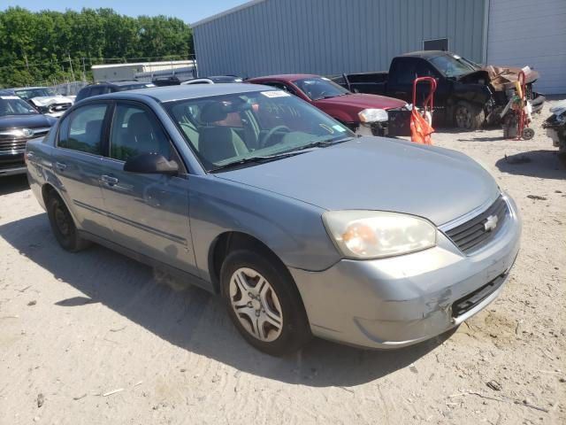 Salvage cars for sale from Copart Hampton, VA: 2007 Chevrolet Malibu