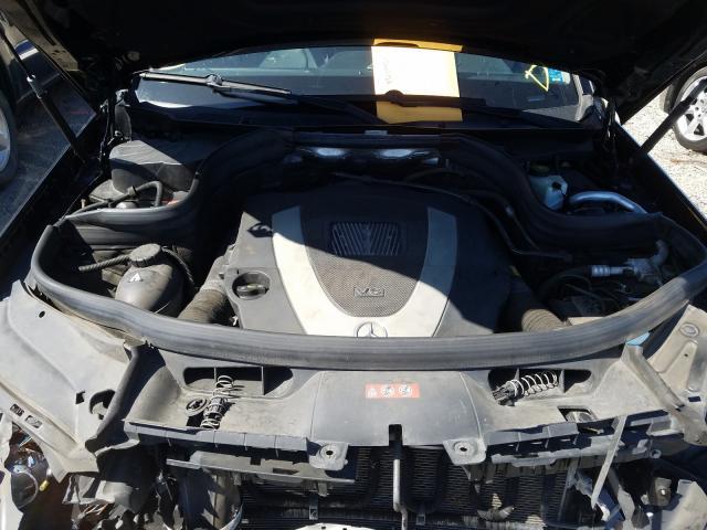 2011 MERCEDES-BENZ GLK 350 WDCGG5GB9BF692915