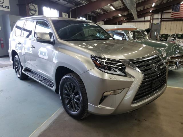 Salvage cars for sale at East Granby, CT auction: 2020 Lexus GX 460 PRE