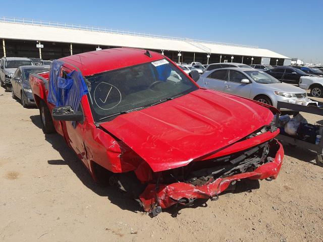 Salvage cars for sale from Copart Phoenix, AZ: 2016 Chevrolet Silverado