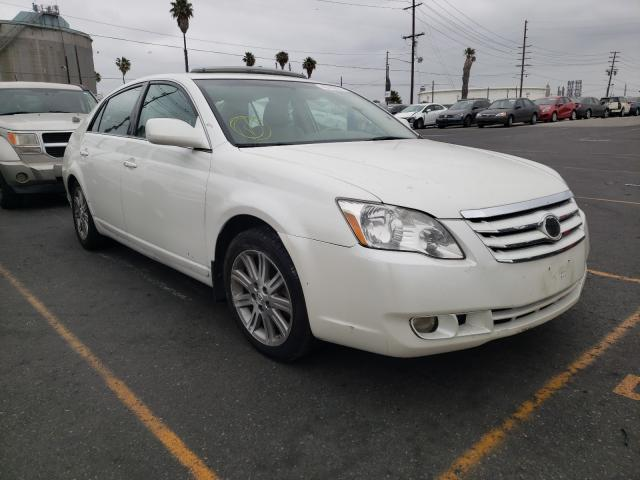 Salvage cars for sale from Copart Wilmington, CA: 2007 Toyota Avalon XL