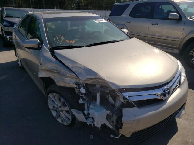 Salvage 2014 TOYOTA CAMRY - Small image. Lot 43255691
