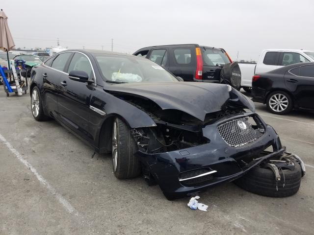 Salvage cars for sale from Copart Sun Valley, CA: 2012 Jaguar XJ