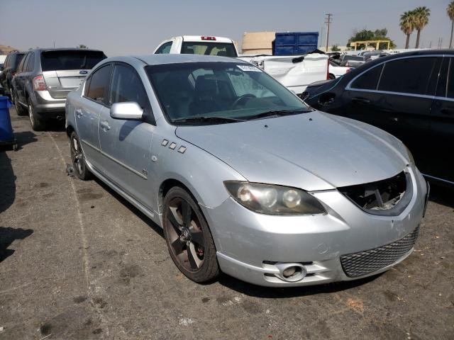 Salvage cars for sale from Copart Colton, CA: 2005 Mazda 3 S