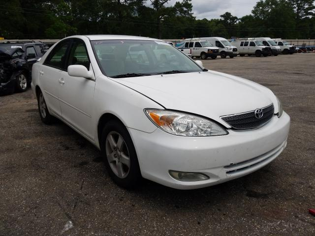 Salvage cars for sale from Copart Eight Mile, AL: 2003 Toyota Camry LE