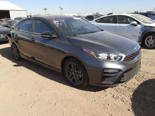 Salvage cars for sale from Copart Phoenix, AZ: 2020 KIA Forte GT L