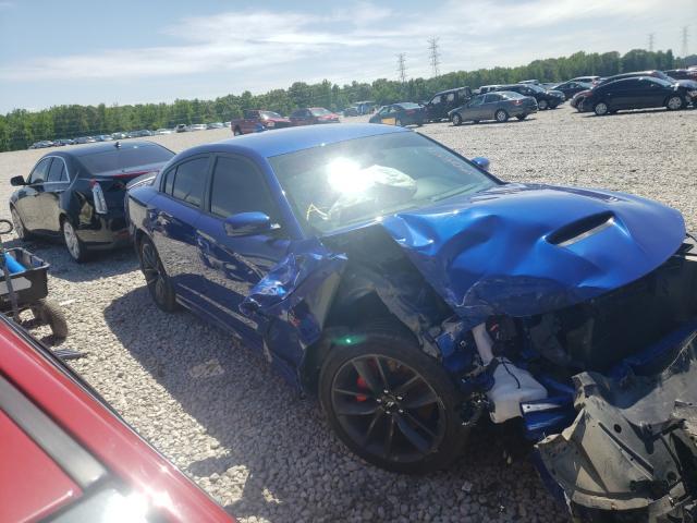 Vehiculos salvage en venta de Copart Memphis, TN: 2019 Dodge Charger SC