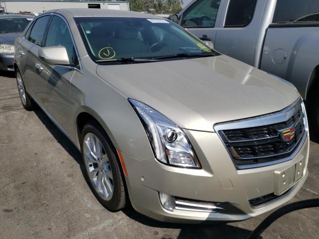 Vehiculos salvage en venta de Copart Colton, CA: 2016 Cadillac XTS Luxury