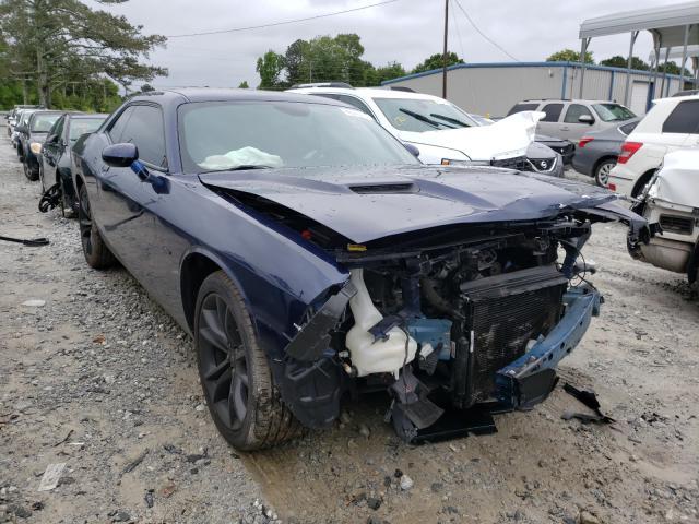 Vehiculos salvage en venta de Copart Loganville, GA: 2017 Dodge Challenger