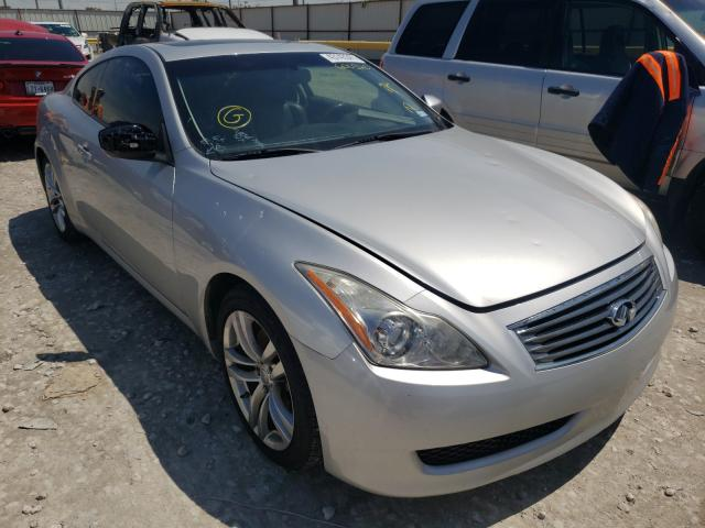 Salvage cars for sale from Copart Haslet, TX: 2009 Infiniti G37 Base
