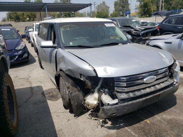 Salvage cars for sale from Copart Colton, CA: 2011 Ford Flex SEL