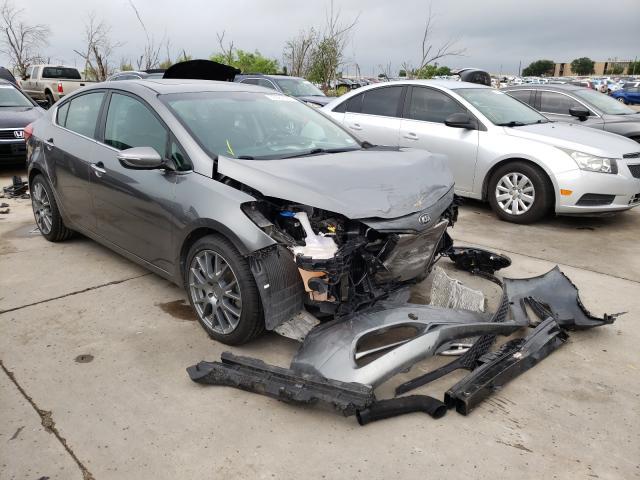 KIA Forte salvage cars for sale: 2015 KIA Forte