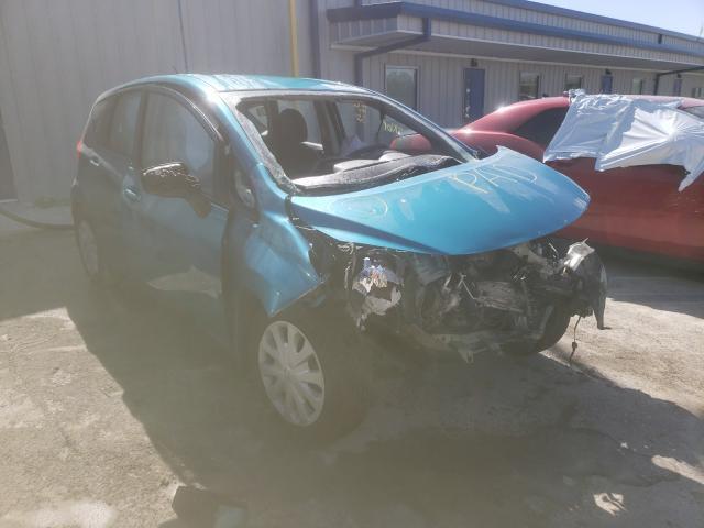 Vehiculos salvage en venta de Copart Alorton, IL: 2015 Nissan Versa Note