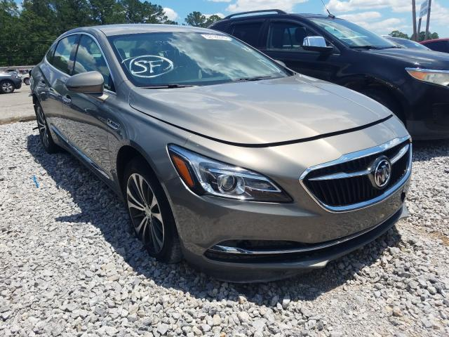 Salvage cars for sale from Copart Eight Mile, AL: 2017 Buick Lacrosse E