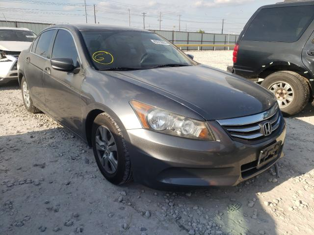 Salvage cars for sale from Copart Haslet, TX: 2012 Honda Accord SE