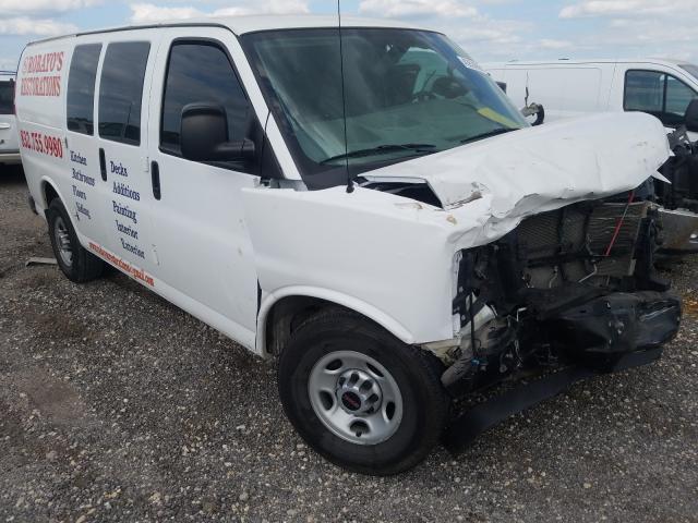 Vehiculos salvage en venta de Copart Houston, TX: 2017 GMC Savana G25