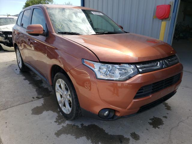 Salvage cars for sale from Copart Sikeston, MO: 2014 Mitsubishi Outlander