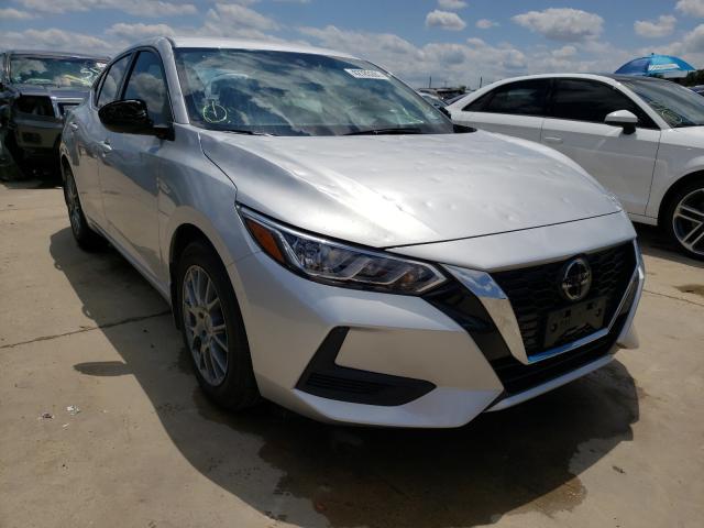 Nissan Vehiculos salvage en venta: 2021 Nissan Sentra S
