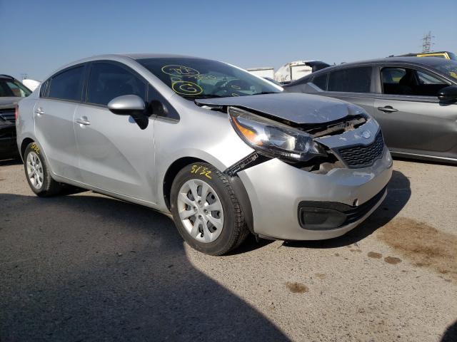 Salvage cars for sale from Copart Tucson, AZ: 2013 KIA Rio LX