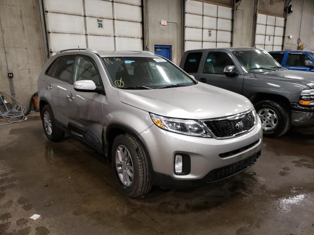 KIA Vehiculos salvage en venta: 2014 KIA Sorento LX