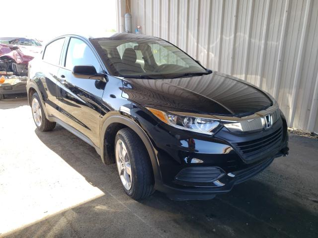 Salvage cars for sale from Copart Fort Wayne, IN: 2019 Honda HR-V LX