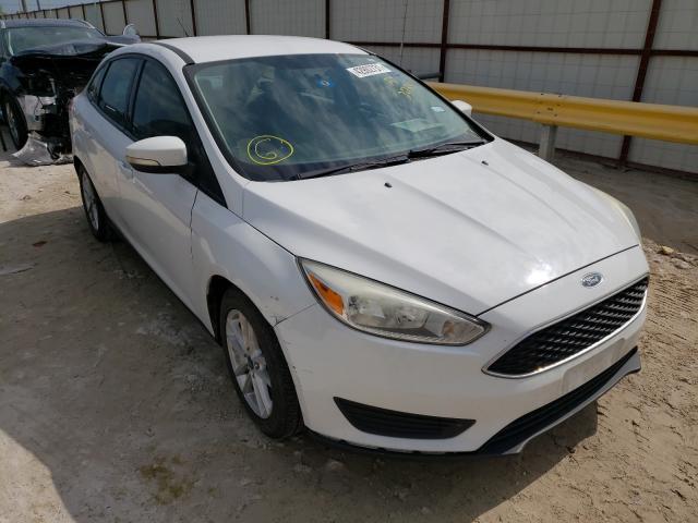 Vehiculos salvage en venta de Copart Haslet, TX: 2015 Ford Focus SE