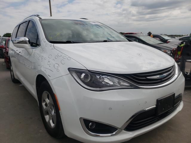Salvage 2018 CHRYSLER PACIFICA - Small image. Lot 43221361